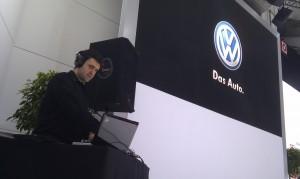 Evento para Volkswagen. Dj Joan Borrull
