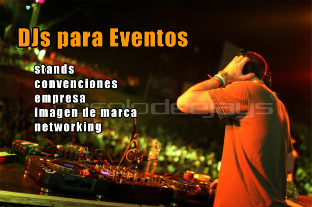 dj eventos