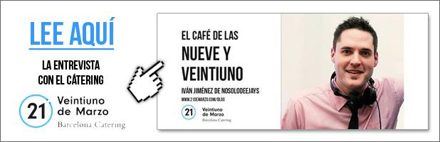 Entrevista Café de las 9 y 21