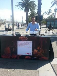 dj eventos street marketing
