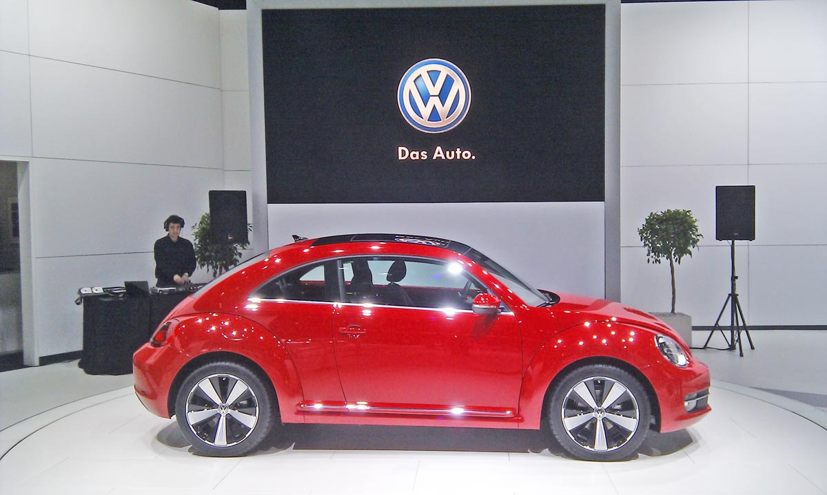 Evento para Volkswagen